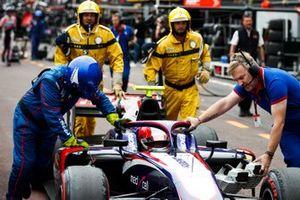 Ralph Boschung, Trident in pit lane
