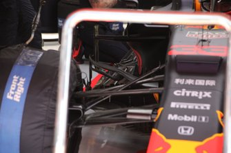 Red Bull Racing RB15, dettaglio