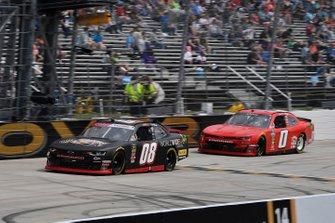 \ Gray Gaulding, SS Green Light Racing, Chevrolet Camaro and Garrett Smithley, JD Motorsports, Chevrolet Camaro teamjdmotorsports.com