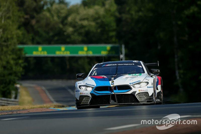 #82 BMW Team MTEK BMW M8 GTE: Martin Tomczyk, Philipp Eng, Nicky Catsburg