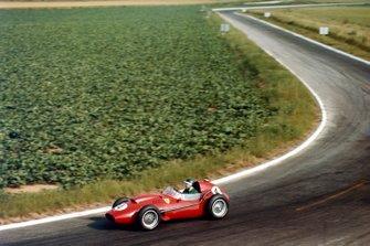 Майк Хоторн, Ferrari D246