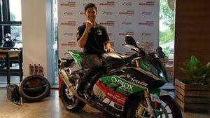 Ali Adrian, ONEXOX TKKR SAG Team