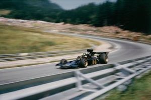 Ронни Петерсон, Lotus 72E Ford