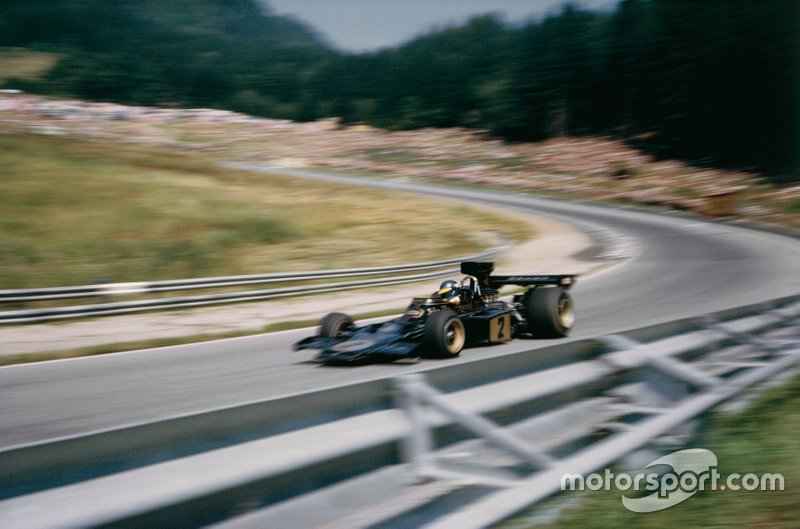 1973 Ronnie Peterson, Lotus