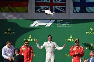 GP Węgier podium