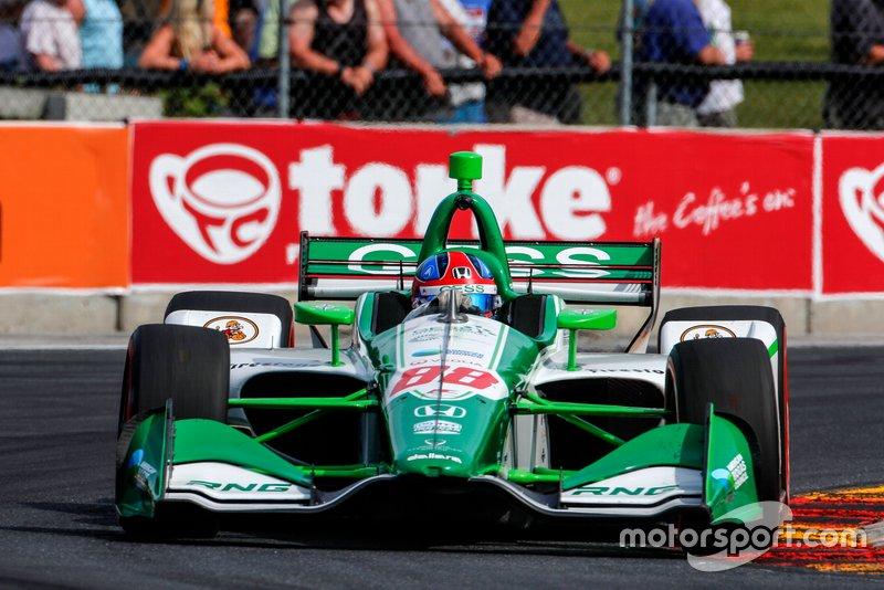 8. Colton Herta, Harding Steinbrenner Racing Honda