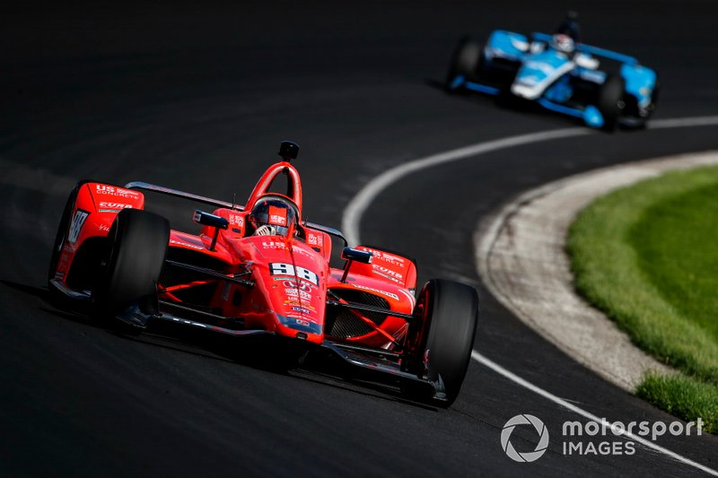 Geoff Bodine Honda >> Marco Andretti Andretti Herta With Marco Curb Agajanian