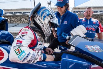 Tony Kanaan, A.J. Foyt Enterprises Chevrolet