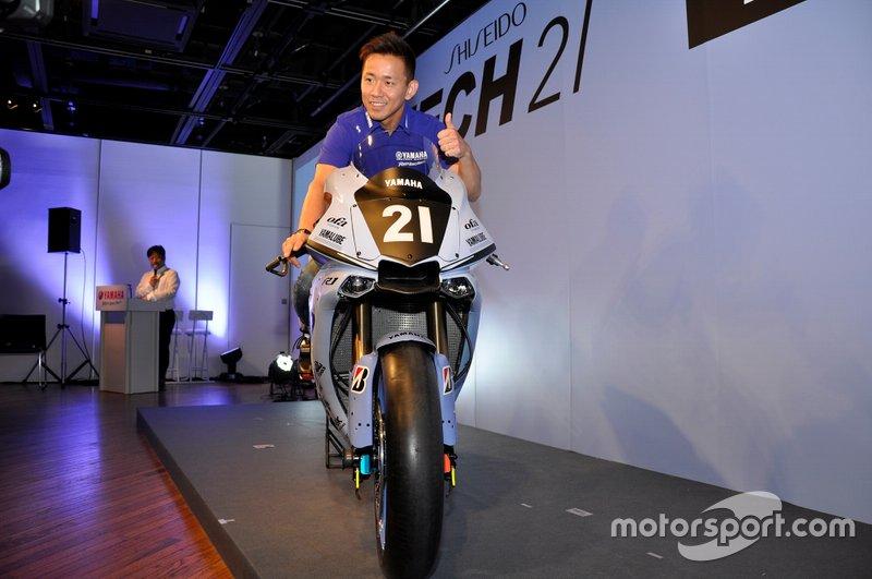 Onthulling van de Yamaha-machine voor de 8 uur van Suzuka 2019
