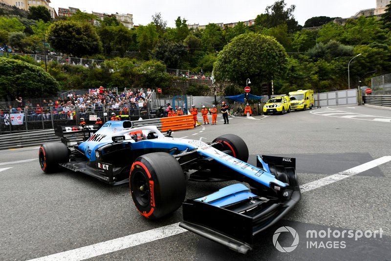 20: Robert Kubica, Williams FW42, 1'13.751