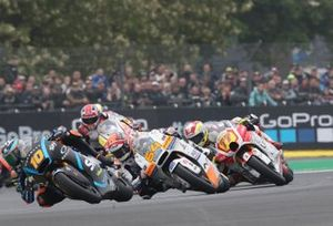 Luca Marini, Sky Racing Team VR46, Bo Bendsneyder, RW Racing GP