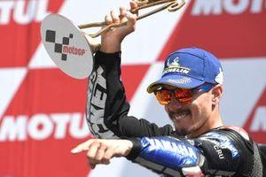1. Maverick Vinales, Yamaha Factory Racing