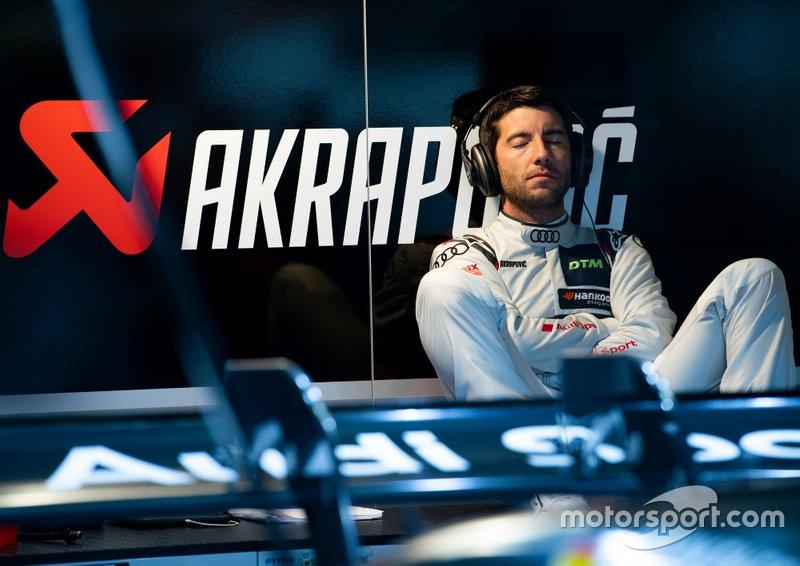 № 99 – Майк Роккенфеллер, Audi RS 5, команда – Audi Sport Team Phoenix