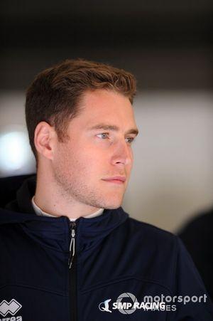 #11 SMP Racing BR Engineering BR1: Stoffel Vandoorne