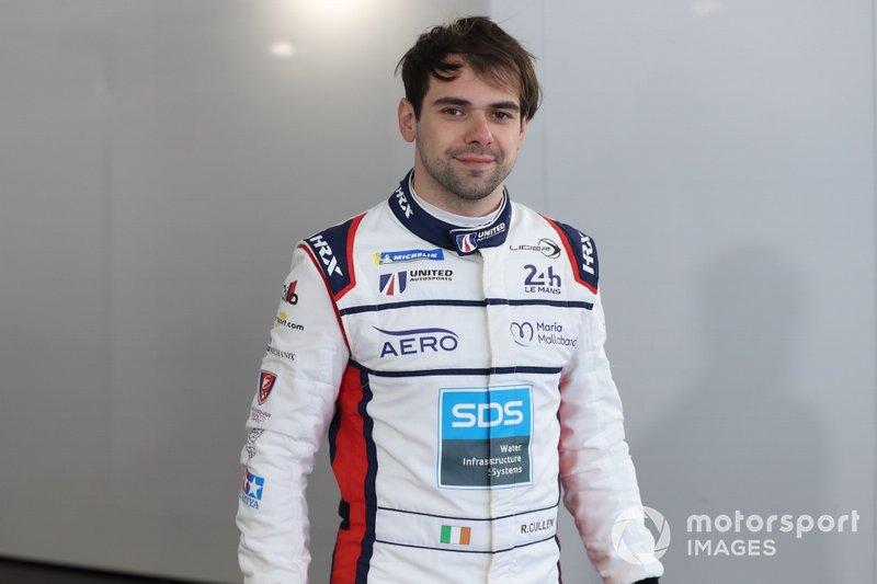 #32 United Autosports Ligier JSP217: Ryan Cullen