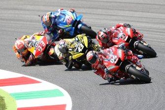 Danilo Petrucci, Ducati Team, Andrea Dovizioso, Ducati Team, Jack Miller, Pramac Racing, Rins & Marc Marquez, Repsol Honda Team MotoGP