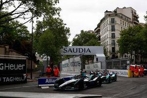 Gary Paffett, HWA Racelab, VFE-05, Mitch Evans, Panasonic Jaguar Racing, Jaguar I-Type 3