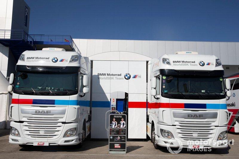 Camiones de carreras de BMW