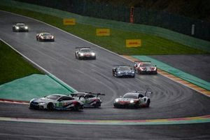 #82 BMW Team MTEK BMW M8 GTE: Augusto Farfus, Antonio Felix da Costa, #81 BMW Team MTEK BMW M8 GTE: Martin Tomczyk, Nicky Catsburg