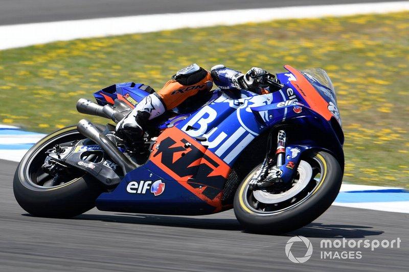 Miguel Oliveira, Red Bull KTM Tech 3, Spanish Moto2GP race 2019