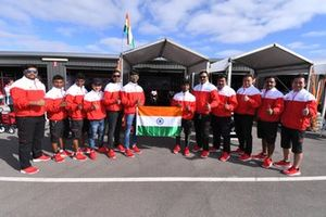 Honda Racing India team