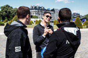 Edoardo Mortara Venturi Formula E, Stoffel Vandoorne, HWA Racelab y Sébastien Buemi, Nissan e.Dams