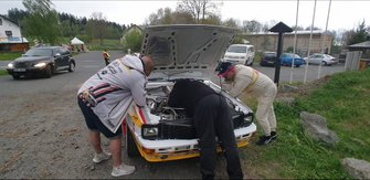 Grzegorz Olchawski, Łukasz Wroński, Audi Quattro A2
