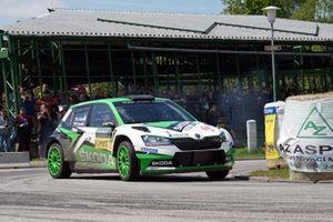 Jan Kopecký, Pavel Dresler, Škoda Fabia R5 evo