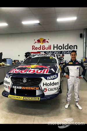 Jazeman Jaafar, Holden Racing Team