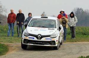 Ismael Vuistinier, Florine Kummer, Renault Clio R3T, Lugano Racing Team