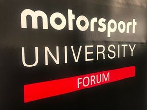 Motorsport University Forum