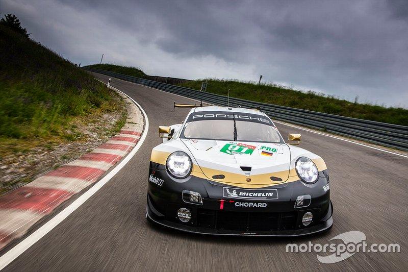 #91 Porsche 911 RSR