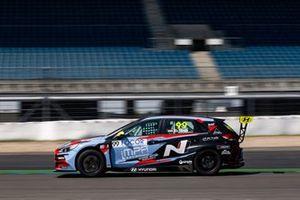 Dániel Nagy, M1RA Motorsport Hyundai i30 N TCR