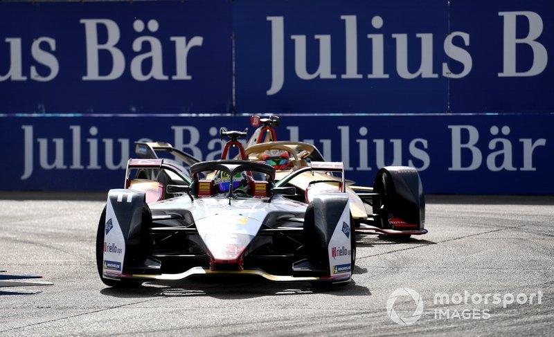 Lucas Di Grassi, Audi Sport ABT Schaeffler, Audi e-tron FE05, Jean-Eric Vergne, DS TECHEETAH, DS E-Tense FE19