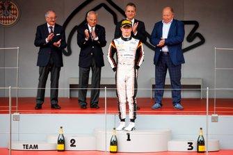 Winnaar Nyck De Vries, ART Grand Prix