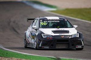 Abdulla Ali Al-Khelaifi, QMMF Racing by PCR Sport CUPRA TCR