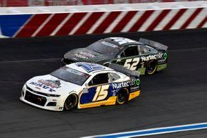 James Davison, Rick Ware Racing, Chevrolet Camaro Navy Military Salutes, Josh Bilicki, Rick Ware Racing, Ford Mustang US Army Military Salutes