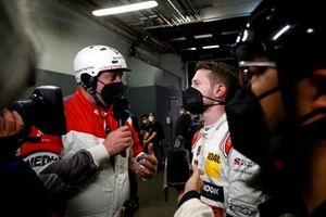 #63 Hankook FFF Racing Team Lamborghini Huracán GT3 Evo: Mirko Bortolotti,