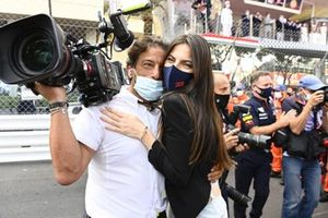 Kelly Piquet with Jean Michel Tibi, Cameraman