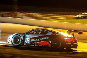 #32 Team WRT, Audi R8 LMS GT3: Charles Weerts, Dries Vanthoor