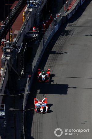 Alex Lynn, Mahindra Racing, M7Electro, Rene Rast, Audi Sport ABT Schaeffler, Audi e-tron FE07