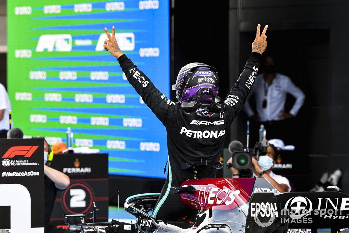 98 - GP de España 2021, Mercedes