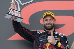 Podium: second place Shane van Gisbergen, Triple Eight Race Engineering