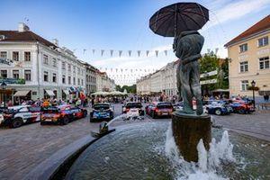 WRC Teams 2021