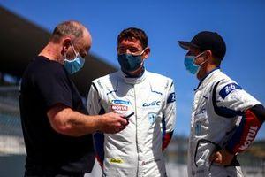 #709 Glickenhaus Racing Glickenhaus 007 LMH: Richard Westbrook