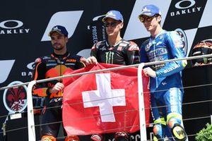Фабио Куартараро, Yamaha Factory Racing, Мигель Оливейра, Red Bull KTM Factory Racing, Хоан Мир, Team Suzuki MotoGP