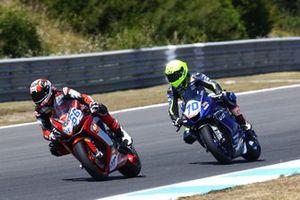 Niki Tuuli, MV Agusta Corse Clienti, Marc Alcoba, Yamaha MS Racing