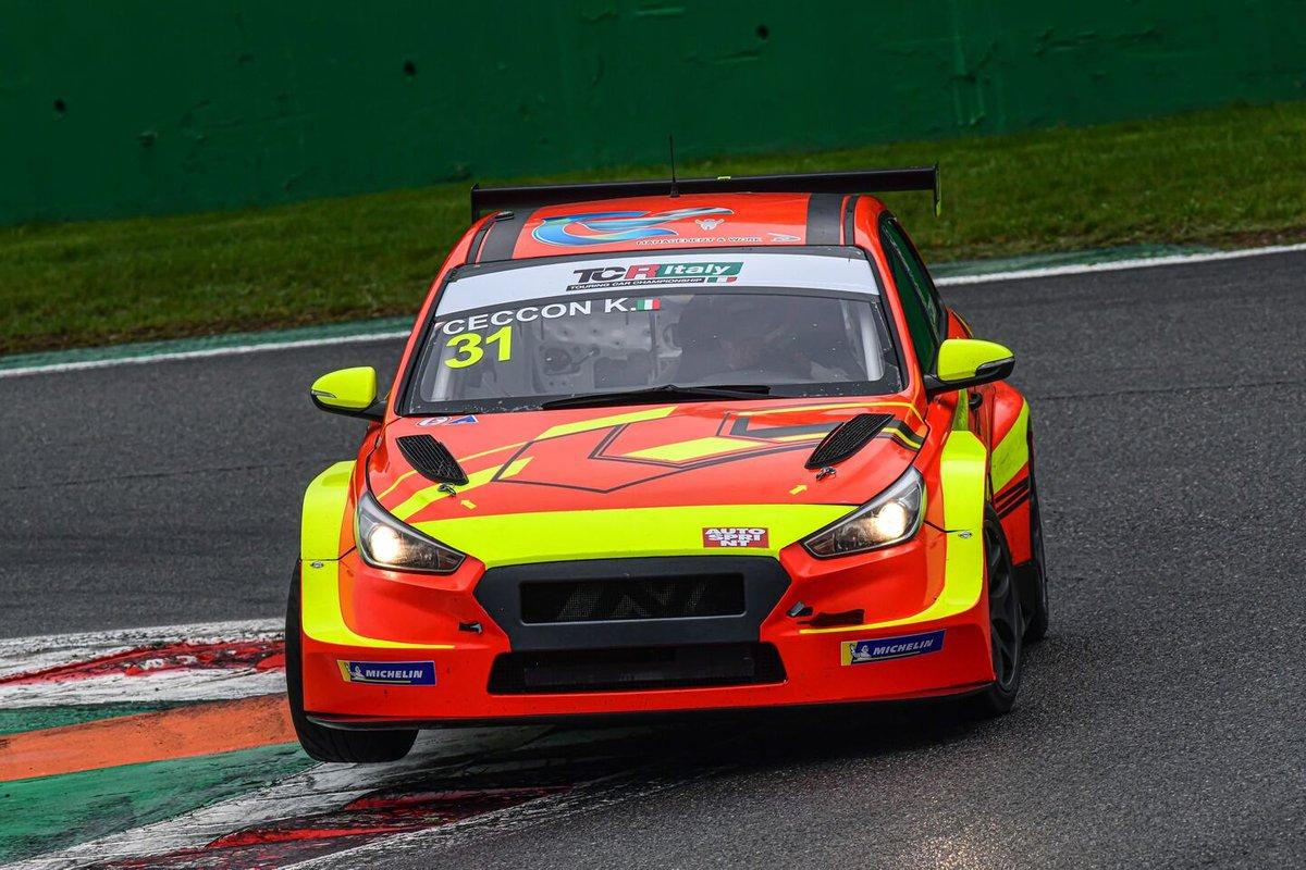 Kevin Ceccon, Aggressive Team Italia, Hyundai i30 N TCR