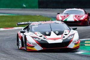 #88 LP Racing, Lamborghini Huracán GT3 Evo: Pietro Perolini, Jonathan Cecotto