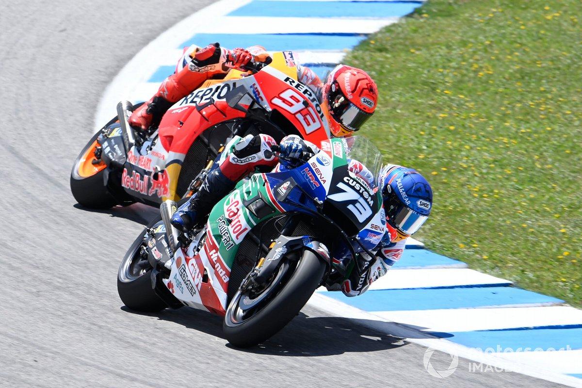 Alex Márquez, Team LCR Honda, Marc Márquez, Repsol Honda Team